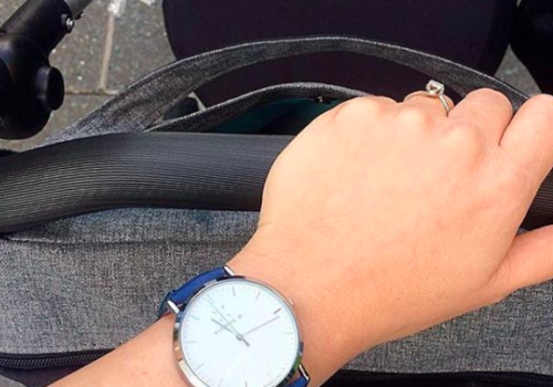 Pierre B. : une montre chic, mixte et made in Paris