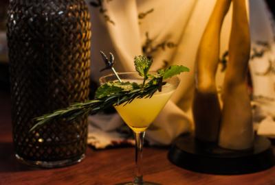 Shake N'Smash, le bar à cocktails ambiance années folles