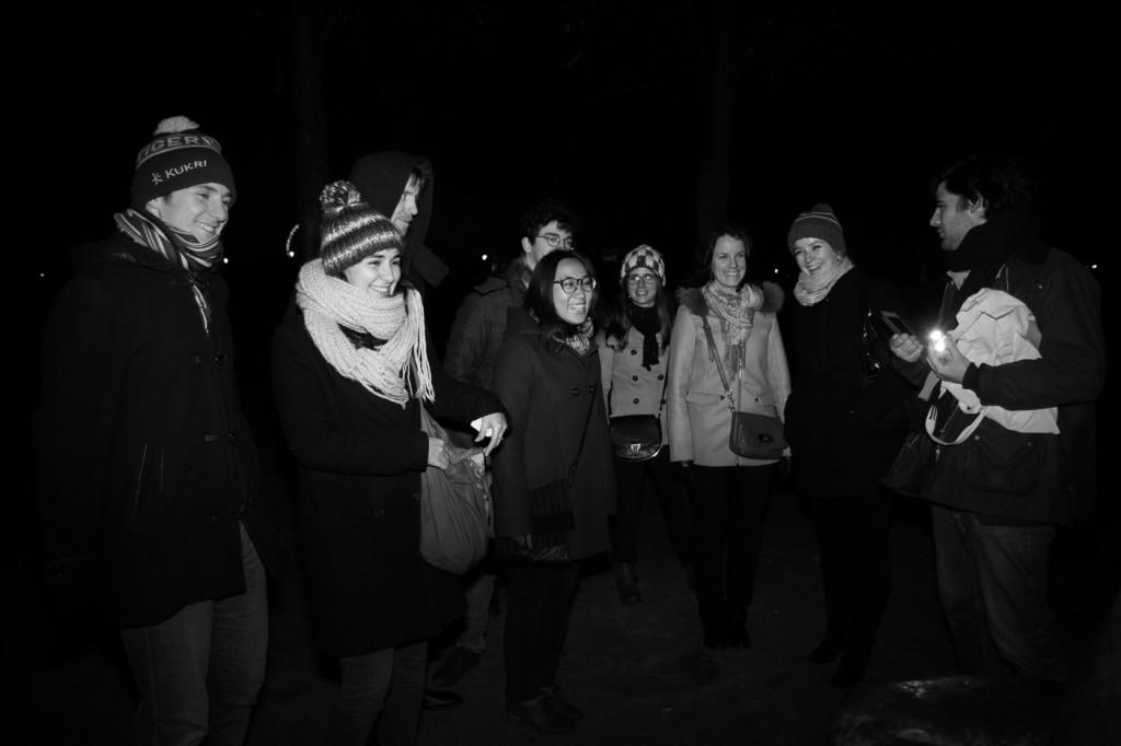 Visite guidee Femmes femmes femmes avec Les Decouvreurs #1