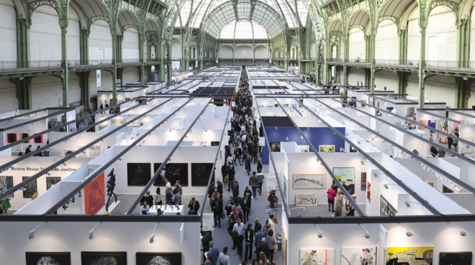 Art Paris Art Fair au Grand Palais