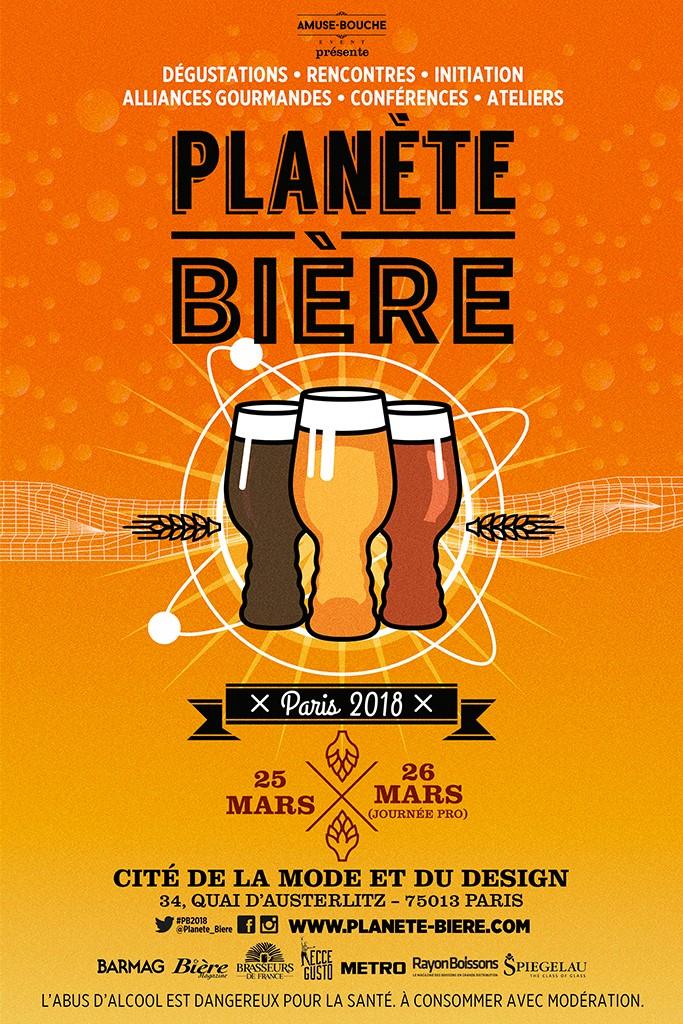 Planète Bière : le salon de dégustation est de retour à Paris