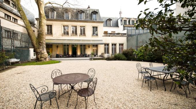 Mona Darlin', la maison d'été américaine des Parisiens