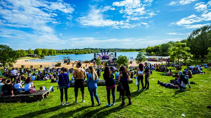 Marvellous Island: un festival électro les pieds dans le sable, aux portes de Paris