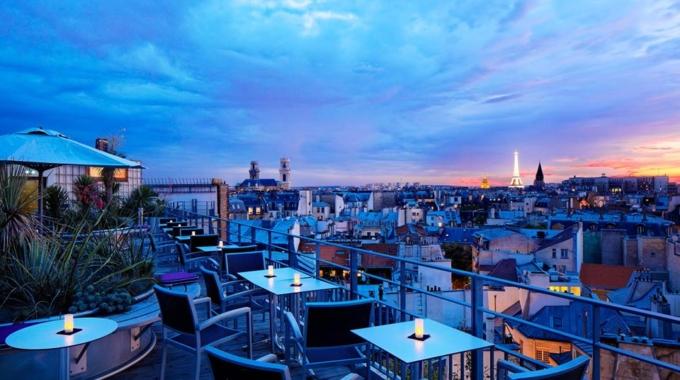 Quatre rooftops que vous ne connaissez pas encore à Paris