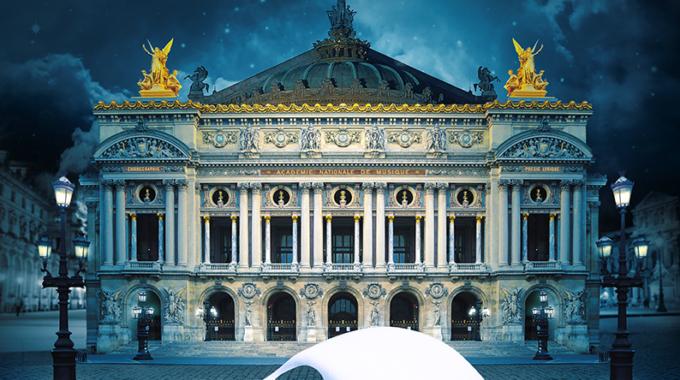 Inside Opera : un escape game au coeur du Palais garnier