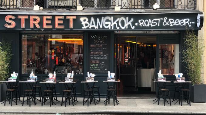 Street Bangkok Roast & Beer, nouvelle rôtisserie thaï à Etienne Marcel