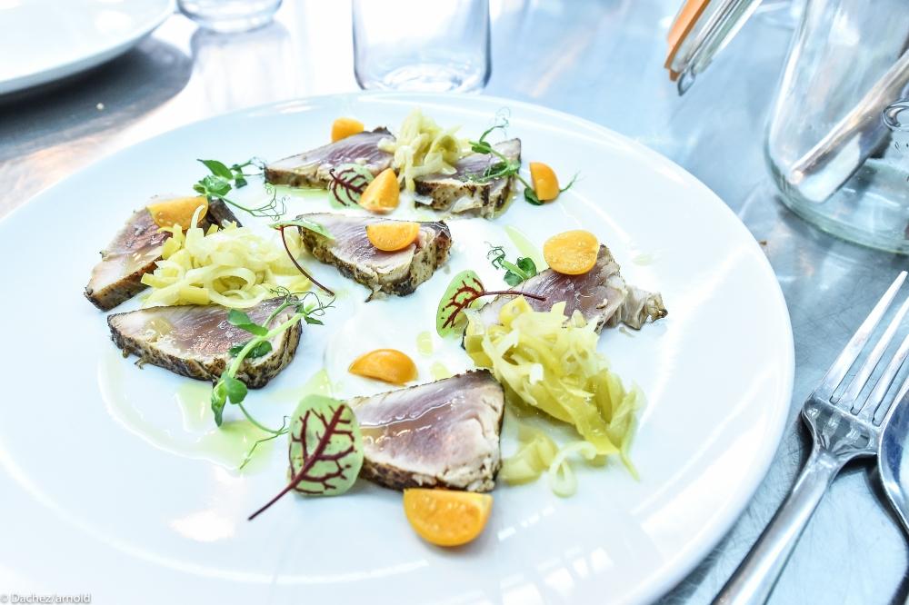 La Reine Mer : première poissonnerie-restaurant à Paris