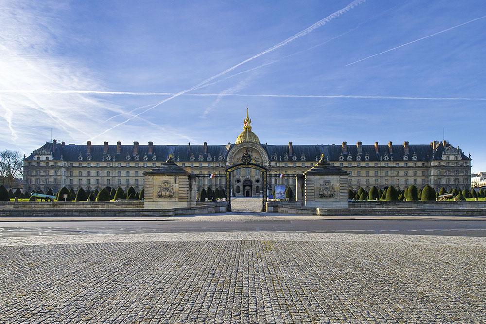 Musée de l'Armée : deux nouveaux espaces et un spectacle nocturne