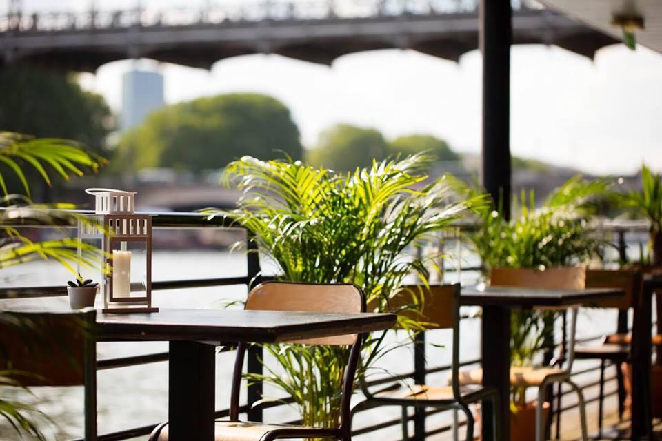 PanSoul, le pop-up restaurant estival de la Concrete