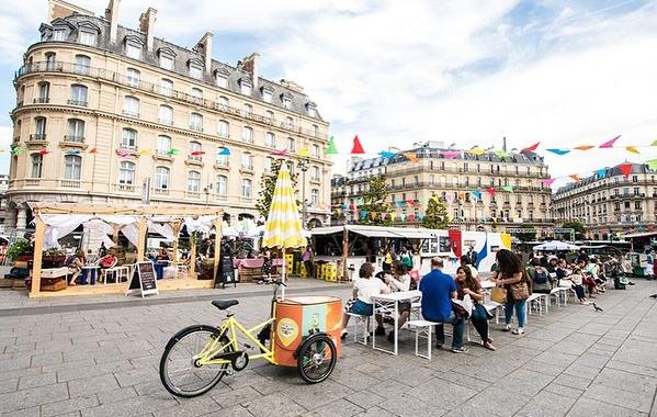 Bella Ciao, un marché de street food italien éphémère en plein Paris