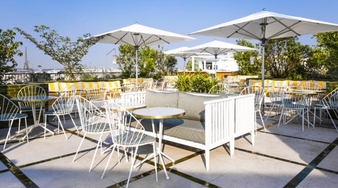 Perruche : un nouveau rooftop dans le 9ème arrondissement