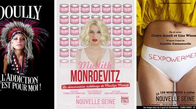 La Nouvelle Seine: Sexpowerment, Mudith Monroevitz et l'addiction, c'est pour moi