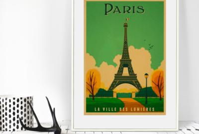 Madame Basilic : des affiches et objets déco tendance
