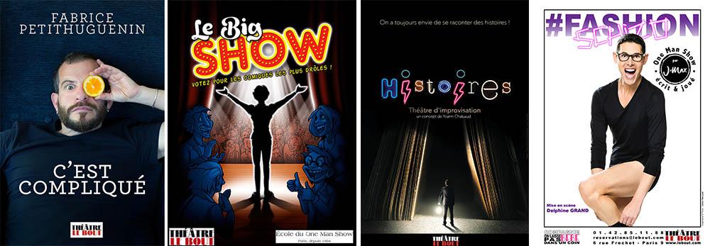 Mode, addiction et spectacle interactif au Théâtre Le Bout