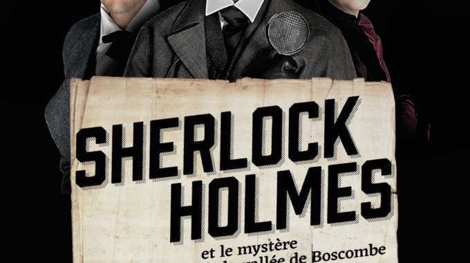 Sherlock Holmes au Grand Point Virgule