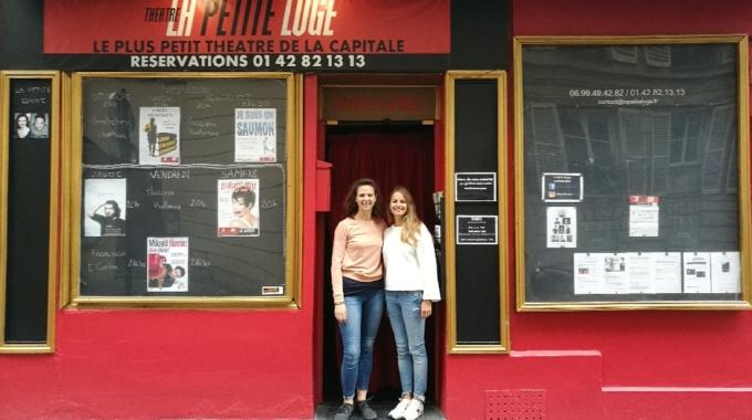 La Petite Loge: le plus petit théâtre de la capitale