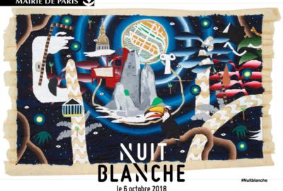 Nuit Blanche 2018 : expo, électro, installation et roller derby