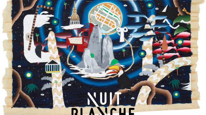 Nuit Blanche 2018 : expo, électro, installation et roller derby