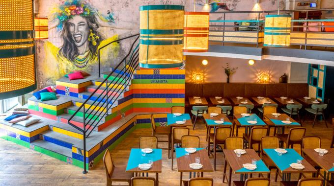 Uma Nota: cuisine nippo-brésilienne et ambiance street-art