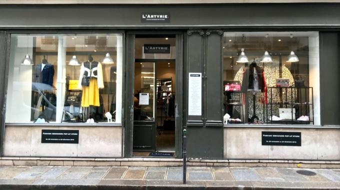 L'Artyrie, le pop up store fashion où dénicher ses cadeaux de Noël
