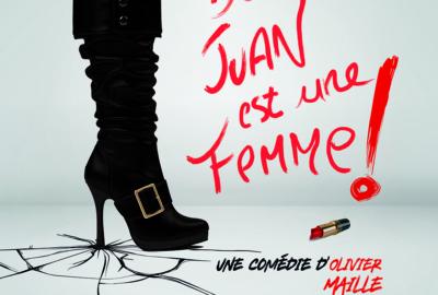 Don Juan est une femme ! au Théâtre Clavel