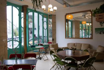 Le Floréal Belleville : nouveau bar, restaurant et espace culturel