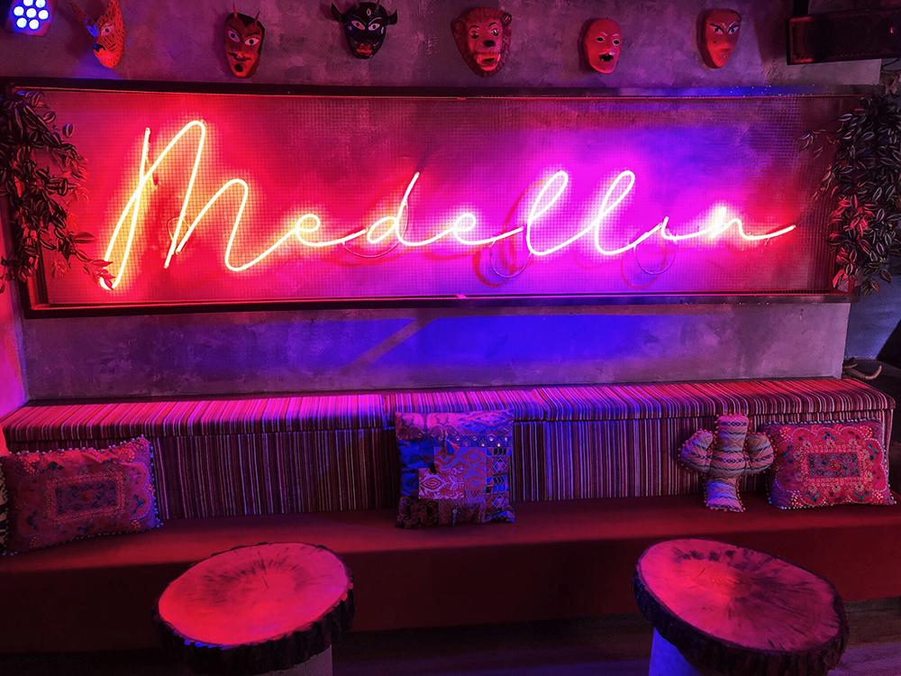 Medellin Paris : le nouveau club colombien caché derrière une taqueria