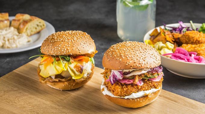 Père et Fish, premier restaurant à burgers au poisson