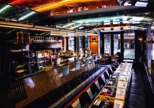 Le Parisien, brasserie francaise à deux pas de la Porte Saint-Martin