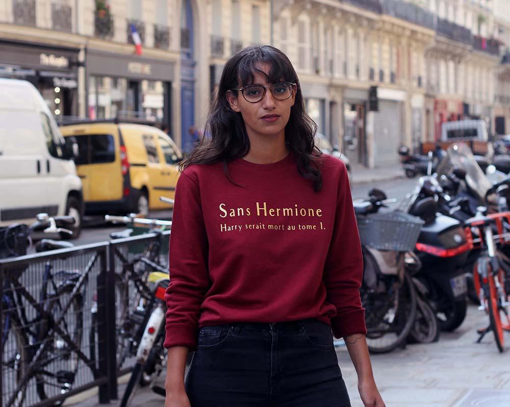 Meuf : la mode Woman Power made in Paris