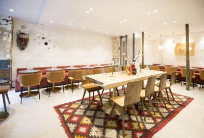 Ibrik Kitchen, nouvelle table des Balkans par Ibrik Café