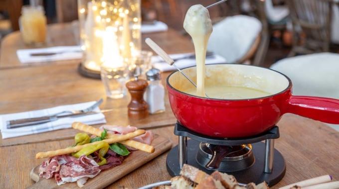 Les quatre meilleurs restaurants à fondue de Paris