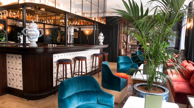 1802: le bar à rhum de l'Hôtel Monte-Cristo