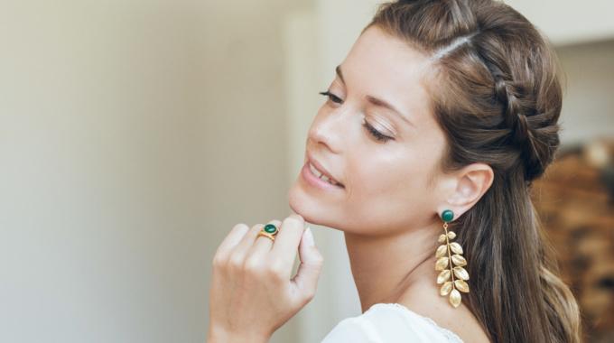Collection Constance : des bijoux élégamment inspirés de la Grèce Antique