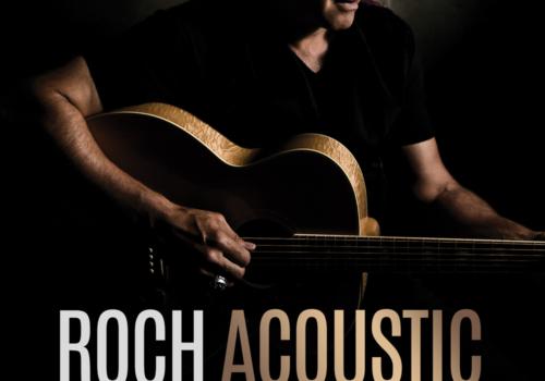 Roch Voisine en concert acoustique au Grand Rex