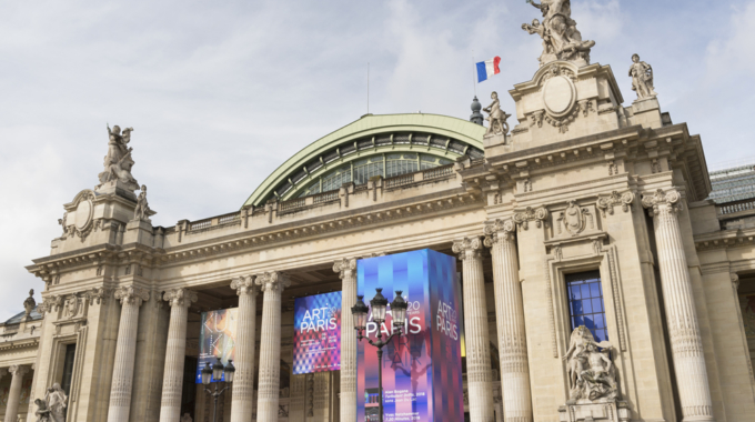Art Paris : la foire d'art contemporain de retour au Grand Palais