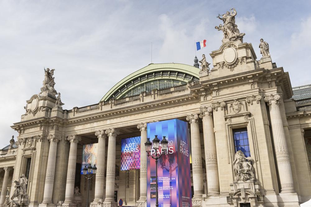Art Paris : la foire d'art contemporain de retour au Grand Palais