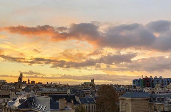 Au Top, le nouveau rooftop en plein Marais