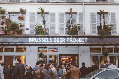 Brussel Beer Project ouvre un nouveau taproom parisien