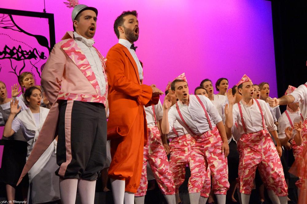 L'opéra-bouffe La Périchole d'Offenbach au théâtre d'Asnières