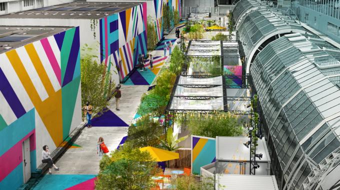 Le Jardin Défendu, nouvelle terrasse cachée au milieu des buildings de la Défense