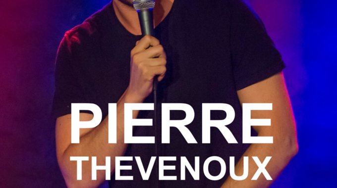 Pierre Thevenoux au Point Virgule