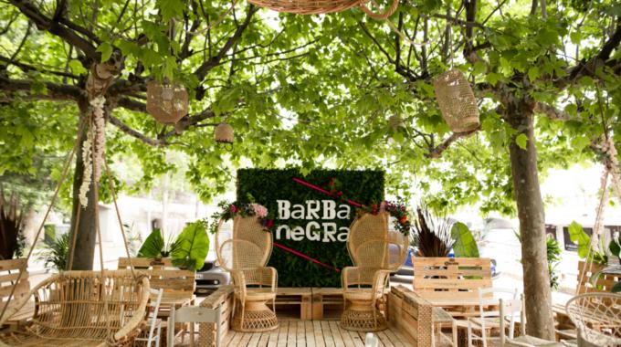 Barbanegra, terrasse bohème-chic éphémère