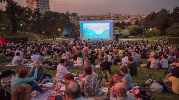 Festival Silhouette : courts-métrages et concerts en plein air