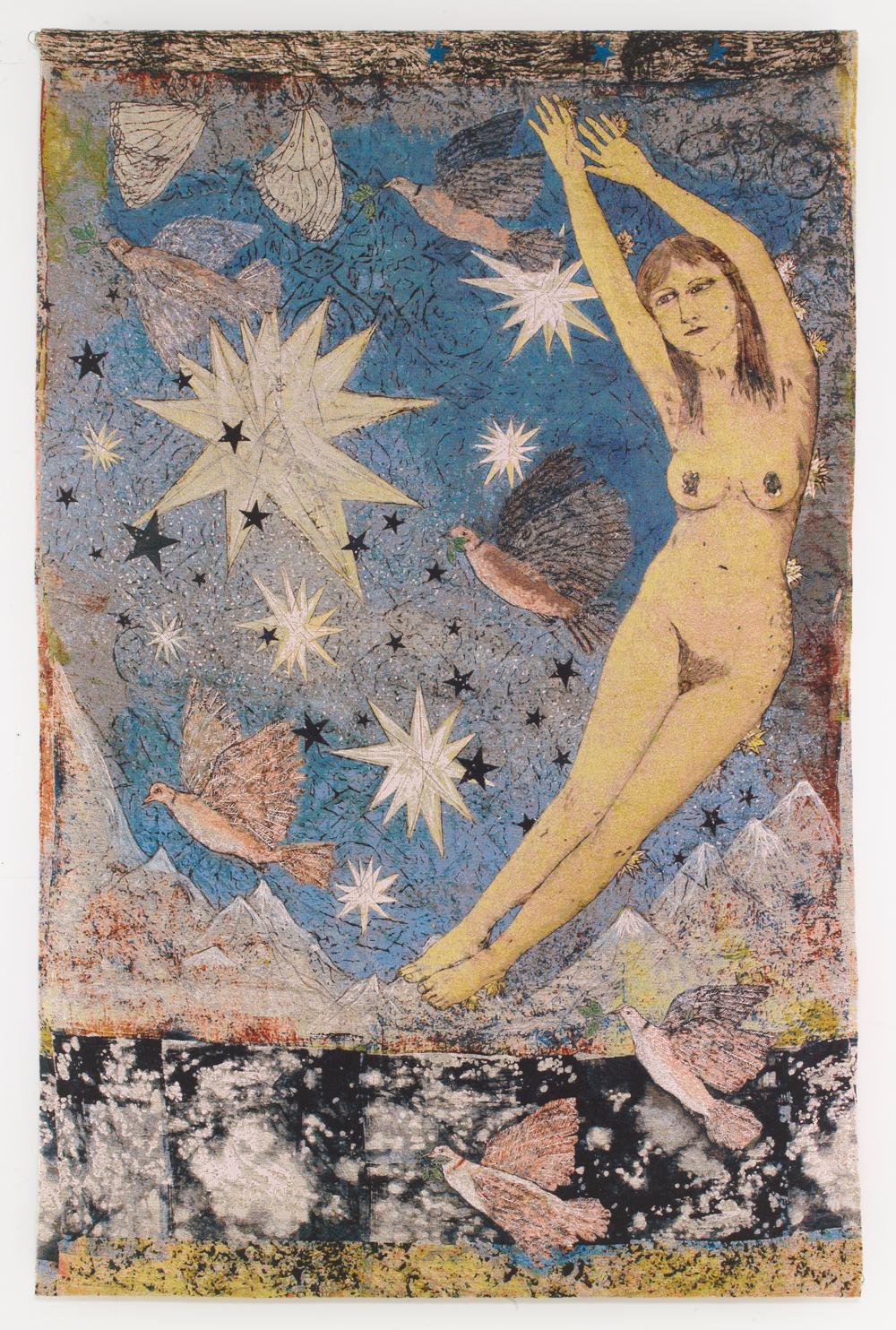 L'oeuvre de Kiki Smith exposée à la Monnaie de Paris