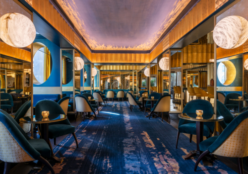 Le Collectionneur Bar : des cocktails majestueux et originaux dans un tout nouvel écrin