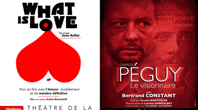 Peggy et What is Love au Théâtre de la Contrescarpe