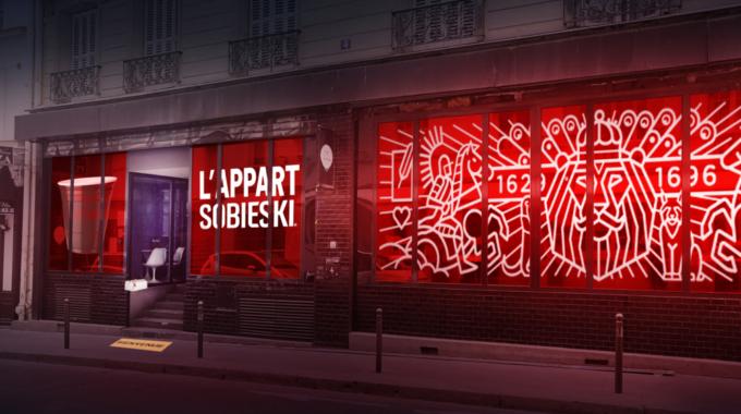 L'Appartement Sobieski de retour à Paris cette semaine