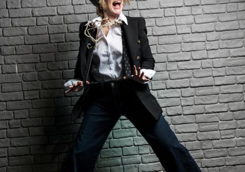 Elisabeth Buffet: Obsolescence programmée au Théâtre du Marais