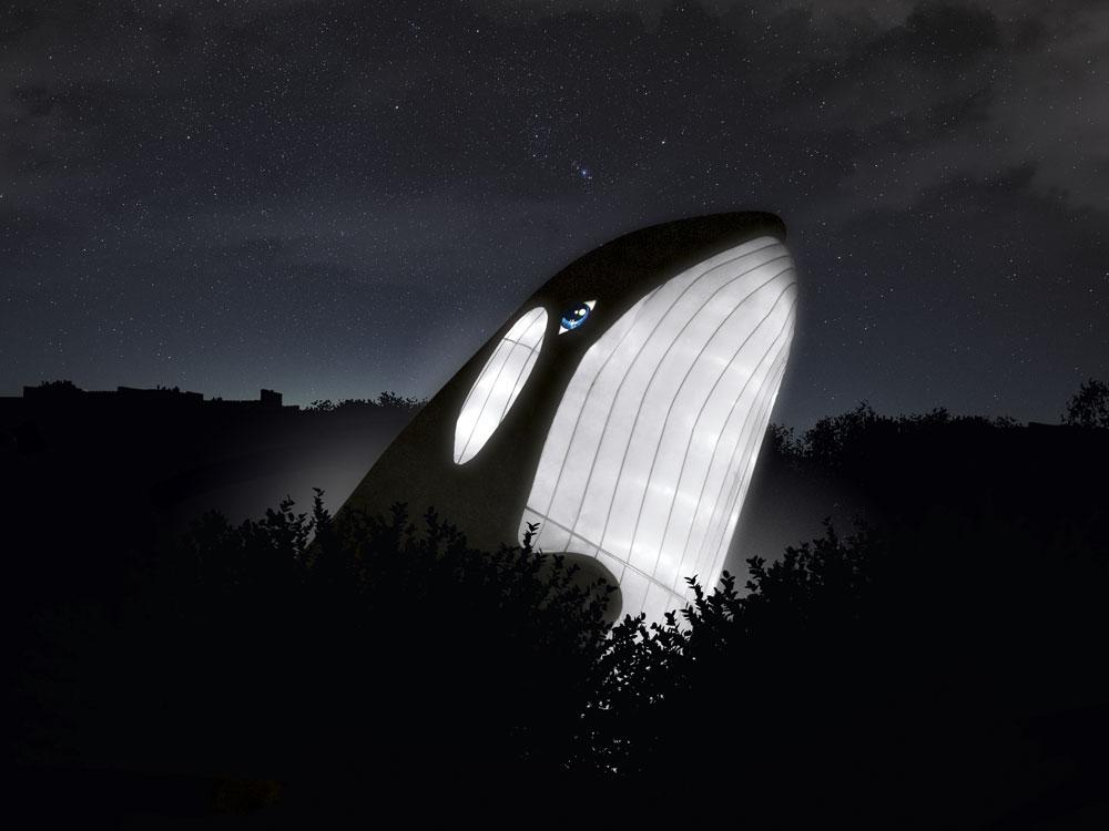 Océan en voie d'illumination, la nouvelle promenade nocturne lumineuse du Jardin des Plantes